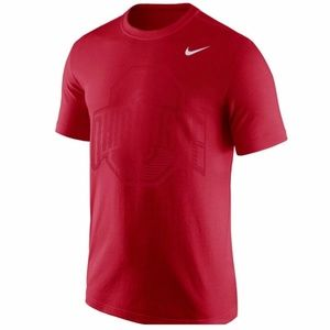 Ohio State Buckeyes Nike NCAA Fluid Force L Tshirt